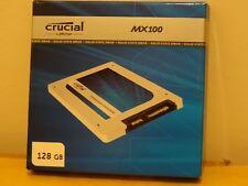 "Crucial MX100 128GB 2.5"" SATA3 Internal Solid State Drive/SSD Read Speed 550MB/s"
