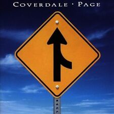 Coverdale/Page by David Coverdale/ Jimmy Page (CD, Mar-1993, EMI)