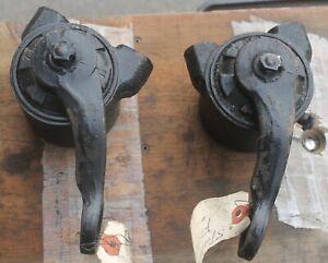 1936 1937 1938 1939 Studebaker Front Rebuilt Lever Auction Shocks *BR