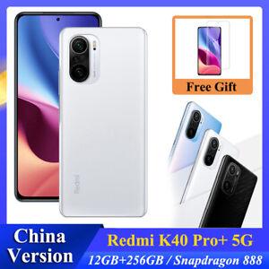6.67'' Xiaomi Redmi K40 Pro+ 5G Phone 12GB+256GB Snapdragon 888 Octa Core 108MP