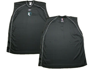 Reebok NBA Basketball Men's Minnesota Timberwolves Shooting Shirt, Black