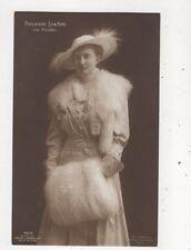 Prinzessin Joachim Von Preussen RP Postcard Germany Royalty 047b