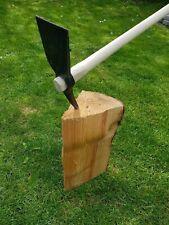 Spitzhacke Herz Flach Spitz Breithacke Kreuzhacke Pickel Hacke mit Buchen Holz