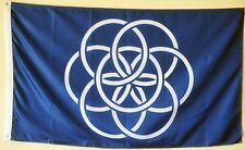 International Flag of Planet Earth Flag Banner 3x5Feet