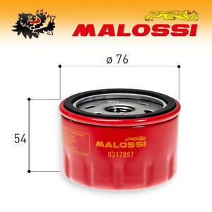 0317897 [Malossi] Filtro de Aceite Red Chilli Oil - BMW C 600 Sport / 650 Gt