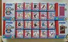 Taito Miniature Japan Doreamon Mini Figure and Secret Tools Full set of 24 pcs