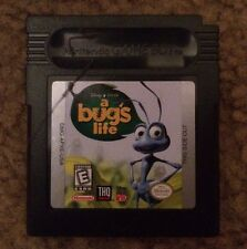 A Bug's Life  (Nintendo Game Boy COLOR 1999) Cartridge Only Video Game