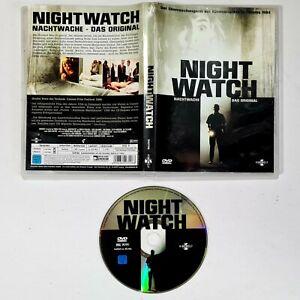 DVD Horror NIGHTWATCH - NACHTWACHE - DAS ORIGINAL dt. Schwarzer Humor/Dänemark