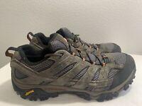 Merrell Men's Moab 2 Waterproof Hiking Shoe Beluga Size 11.5 US JO6029
