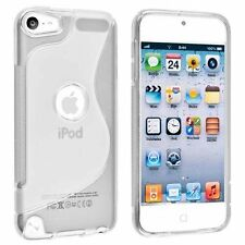 For Apple iPod Touch 5 6 Gen - TPU silicone Rubber Soft Back Case Cover Canada