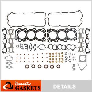 Fits 95-99 Nissan Maxima Infiniti I30 3.0L DOHC Head Gasket Set VQ30DE