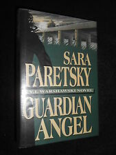 SARA PARETSKY; Guardian Angel - V. I. Warshawski Crime Novel 7 - 1992-1st (US)