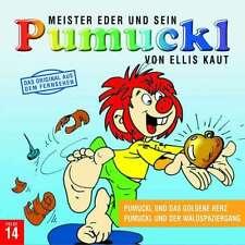 CD * PUMUCKL 14 : UND DAS GOLDENE HERZ / UND DER WALDSPAZIERGANG # NEU OVP !
