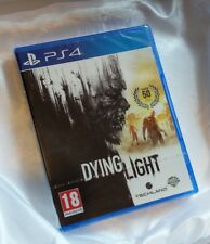 DYING LIGHT PS3 New Sealed UK PAL Sony PlayStation 3 DYEING ZOMBIE GAME Vanilla