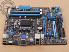 Original ASUS P8H77-M, LGA 1155/Sockel H2, Intel H77 Motherboard DDR3