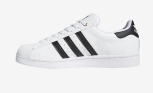 Adidas Originals Superstan Shoes Men's White / Gold Super Stan Leather