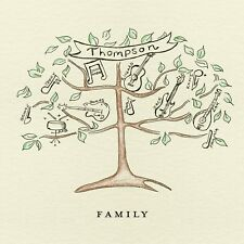 THOMPSON - FAMILY (DELUXE EDITION)  CD + DVD NEW+
