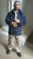 Hot Toys, Prison Break, Lincoln Burrows, Dominic Purcell, 1/6, Figur, Metall