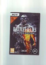 BATTLEFIELD 3 : LIMITED EDITION - PC GAME - COMPLETE - VGC **READ DESCRIPTION**