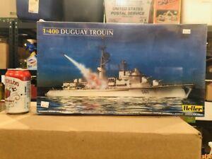 Factory Sealed Heller 81032 DUGUAY trouin 1:400 - Early Box Release