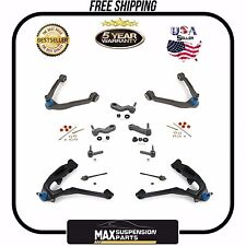 CADILLAC 02-06 CHEVROLET 99-07 GMC 99-07 Trucks Front Chassis Supension 13pc Kit