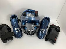 Macho Dyna Martial Arts Karate Sparring Gear 5 Piece Youth