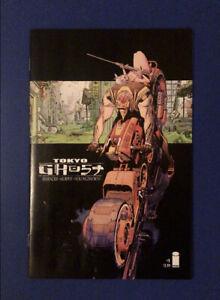 Tokyo Ghost 1 - High Grade NM+/MT Cover A 1st Print - Image Comics