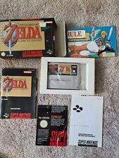 Zelda a Link to the Past SNES OVP