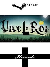Vive le Roi Steam Key - for PC, Mac or Linux (Same Day Dispatch)
