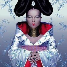 BJORK - Homogenic (CD 1997) USA Import EXC-NM