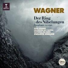 Sollevamenti/Jordan/programmazione a oggetti-poemi (AZ) dal ring 2 CD NUOVO Wagner, Richard