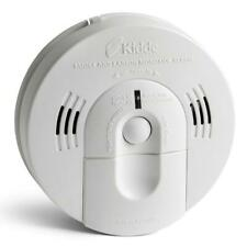 Kidde Smoke and Carbon Monoxide Detector Alarm with Voice 1 Pack (KN-COSM-IBA)
