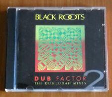 """BLACK ROOTS """" DUB FACTOR 2 - THE DUB JUDAH MIXES """""""
