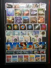 GB 2007 Commemorative Stamps~Year Set~Fine Used~ex fdc~no m/s~UK Seller