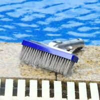 Professional Heavy Duty Aluminum Swimming Pool Brush Stainless Steel Spa clean