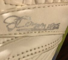 Jimmy Connors Signed Match Game Worn Shoe PSA/DNA Vintage 1980's Nike Air Tennis