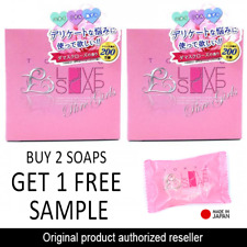 2x TOKYO LOVE SOAP Pure Girls + GET FREE 1x small soap + Tracking Code
