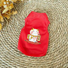 Dog Lovely T Shirt Pet Cat Apparel Clothes Summer Spring Puppy Chihuahua Vest UK