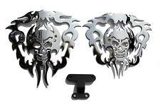 Yamaha Road Star Raider R&L Skull Covers