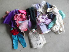 Big Lot of Modern Barbie Clothes and Few Accessories Look