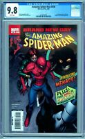 Amazing Spider-Man 550 CGC 9.8  1st Full Appearance Menace Lilly Hollister