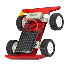 DIY Solar Power Car Toy Science Physics Electrical Assemble Kit Educational