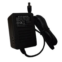 AC/DC 7.5V DC AND 1500 MA. ADAPTOR UK PLUG POWER SUPPLY