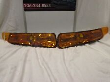 2005-2006-2007-2008 FORD MUSTANG LEFT/RIGHT SIDE FRONT BUMPER BLIKERS  OEM