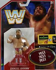 Daniel Bryan WWE Mattel Retro Series 6 Brand New Action Figure - Mint Packaging