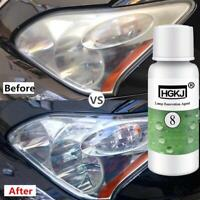 1Pcs 20ml Car Styling HGKJ-8 Car Lens Restoration Headlight Repair Washing