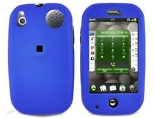 Blue Snap On Hard Plastic Phone Protector Cover Case For Palm Pre