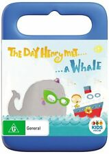 The Day Henry Met...A Whale (DVD, 2016)  R4..NEW & SEALED   TS2