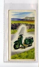(Jd6313) PRIORY TEA,CYCLES & MOTOR CYCLES,B.S.A.SUNBEAM SCOOTER,1963,#26