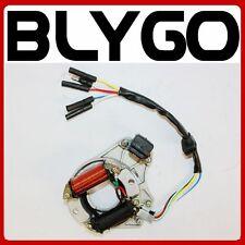 Magneto Flywheel E-start Stator Plate 90cc 110cc PIT Quad Dirt Bike ATV Buggy